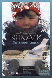 Affiche de l'exposition NUNAVIK