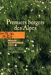 Affichage PREMIERS BERGERS DES ALPES