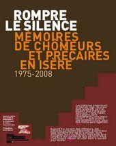 Affiche de l'exposition ROMPRE LE SILENCE