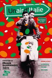 Affiche de l'exposition UN AIR D'ITALIE