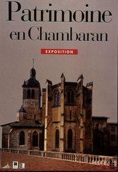 Affiche de l'exposition PATRIMOINE EN CHAMBARAN