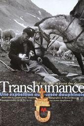 Affiche de l'exposition TRANSHUMANCE. ÉTÉ 1951. SUR LA ROUTE DES ALPAGES