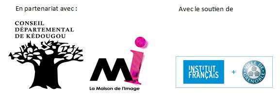 Résidence Kédougou - Logos partenaires