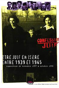 Etre juif en Isère