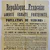 La République s'affiche
