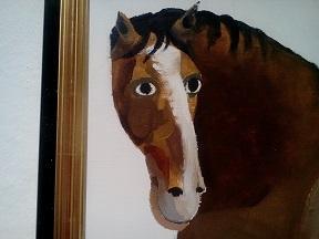 Détail - Le cheval écologique