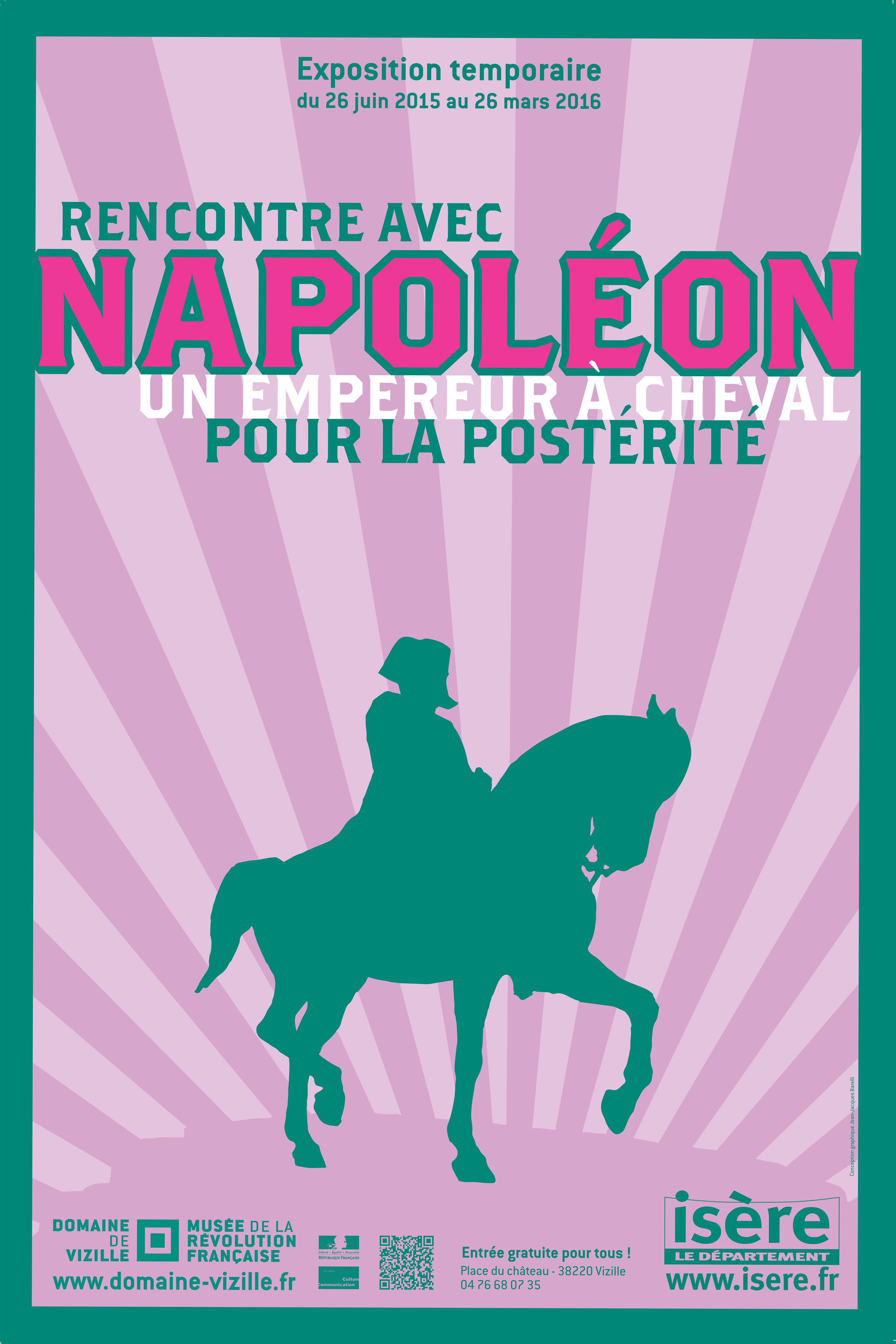 Affiche Rencontre avec Napoléon