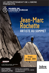 Jean-Marc Rochette. Artiste au sommet