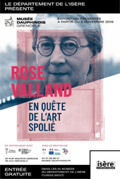 Affiche Rose Valland
