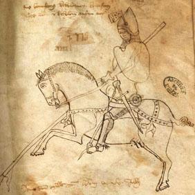 Atelier aux armes chevalier