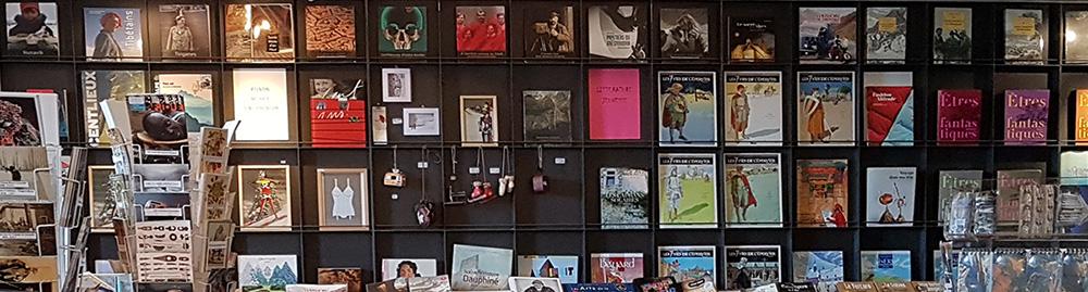 La boutique du Musée dauphinois