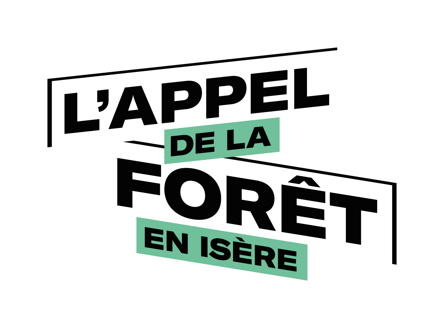 « L'Appel de la forêt », une nouvelle programmation culturelle et artistique portée par le Département de l'Isère, du 3 juillet 2021 jusqu'à fin 2022. Dix-huit mois de programmation avec des expositions et des animations proposant différentes approches de la forêt.