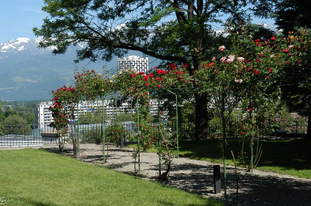 Les jardins de Sainte-Marie d'en-haut