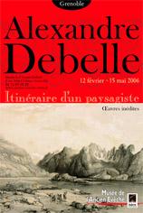 Exposition : Alexandre Debelle. Itinéraire d'un paysagiste