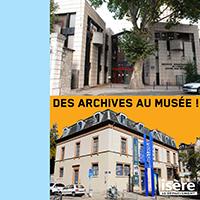 Des archives au musée
