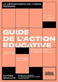 Guide de l'action éducative 2019-2020