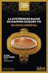 Exposition : La mystérieuse bague du dauphin Guigues VIII