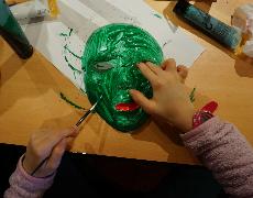 """Atelier """"Le bal des sorcières"""""""
