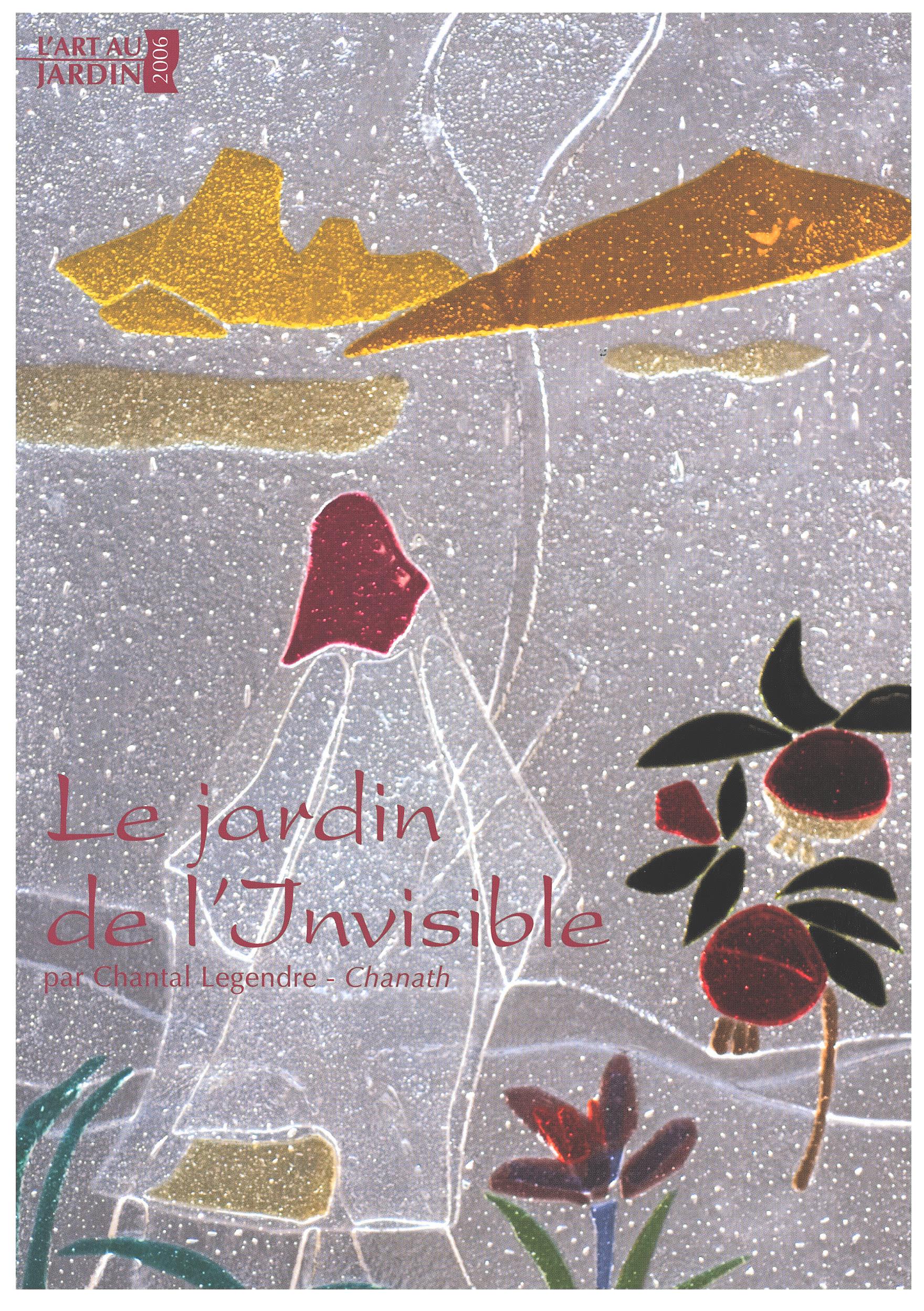Visuel de l'exposition Le jardin de l'invisible