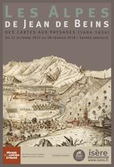Exposition : Les Alpes de Jean de Beins