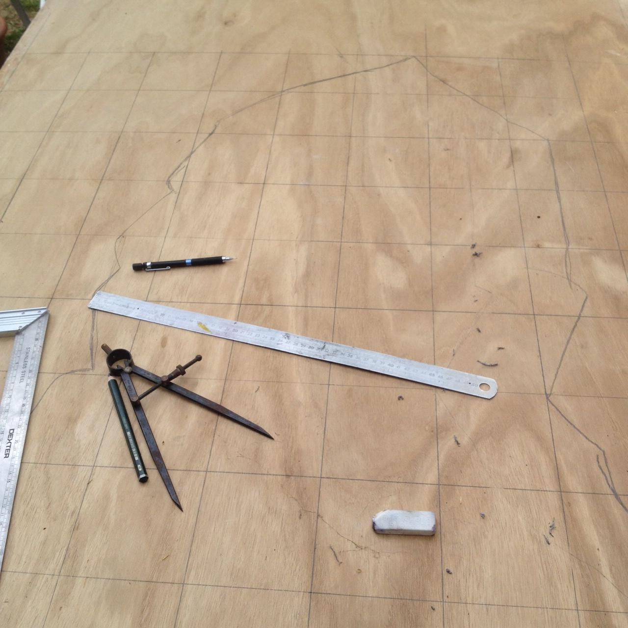 Lantoine, création en cours de réalisation - Aston Verz