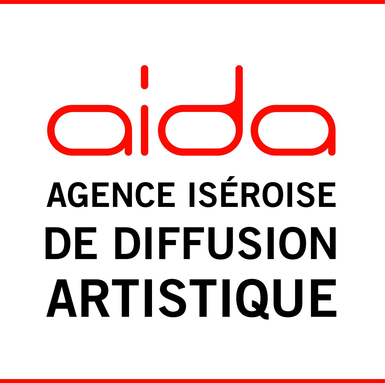Logo Agence de diffusion artistique (AIDA)