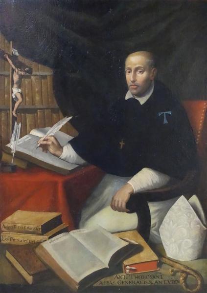Portrait d'Antoine Tolosain