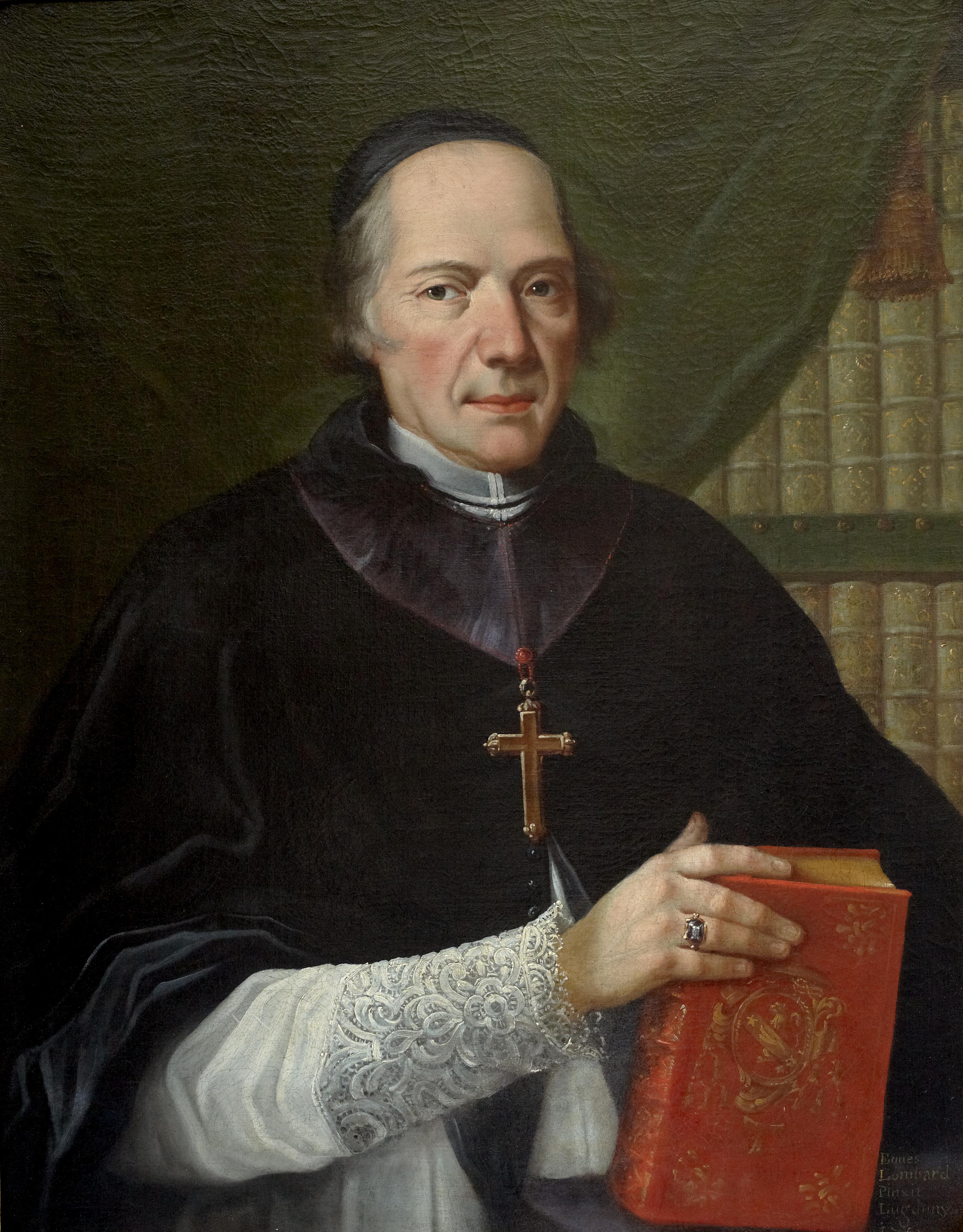 Portrait d'Etienne Galland