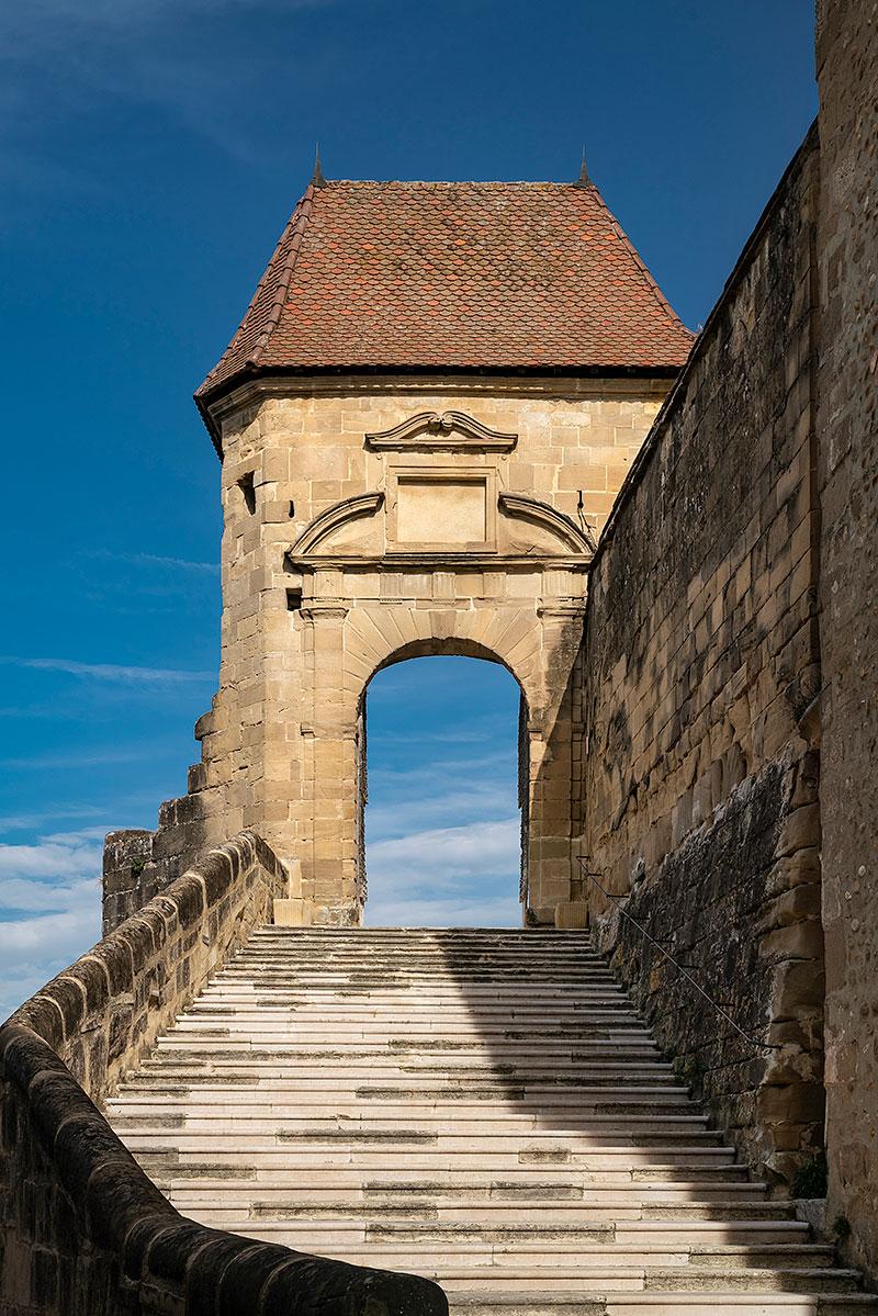 Porte du Grand escalier