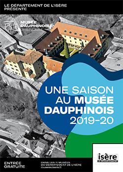 Programme de saison du Musée dauphinois