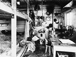 Refuge de l'Aigle, 1910