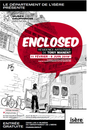 Affiche Tony Manent