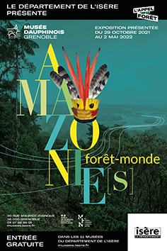 Visuel affiche Amazonie