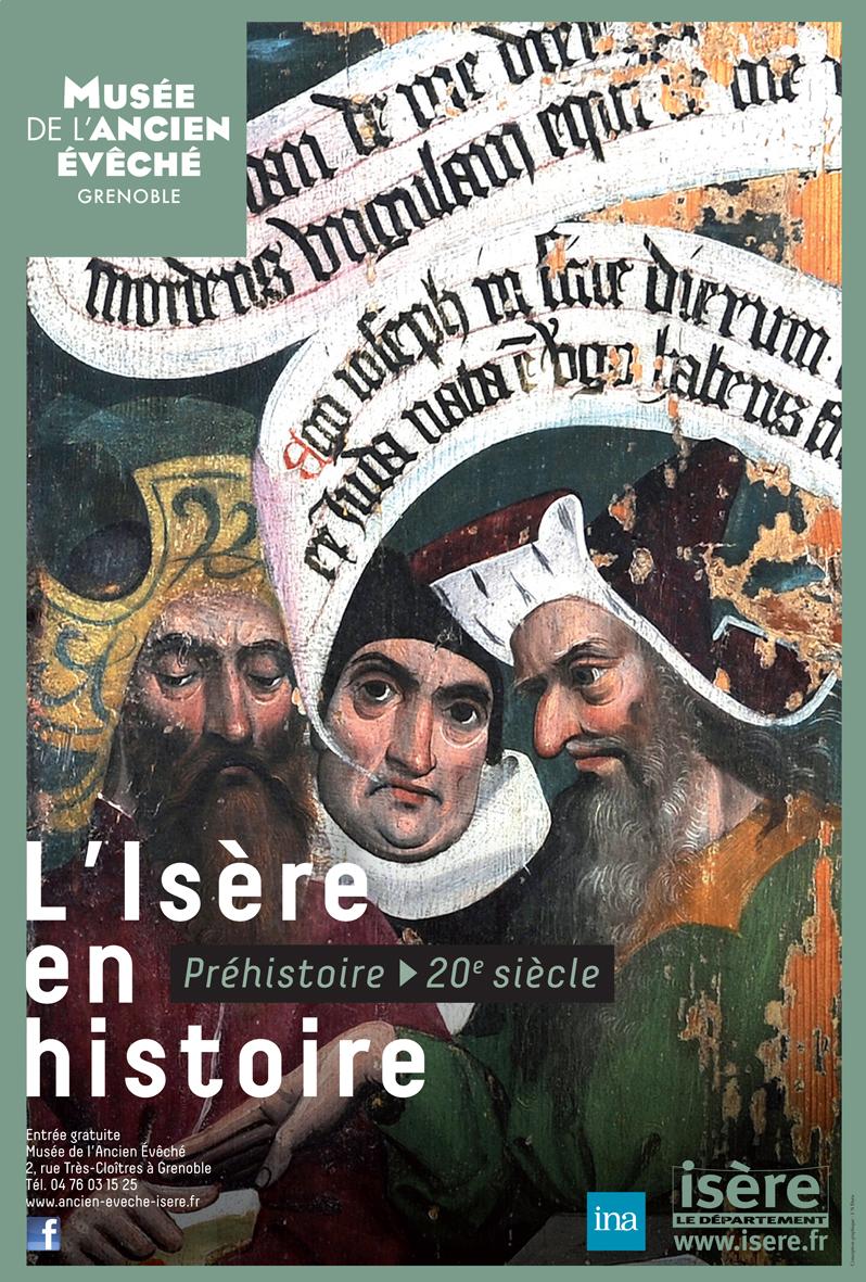 L'Isère en histoire