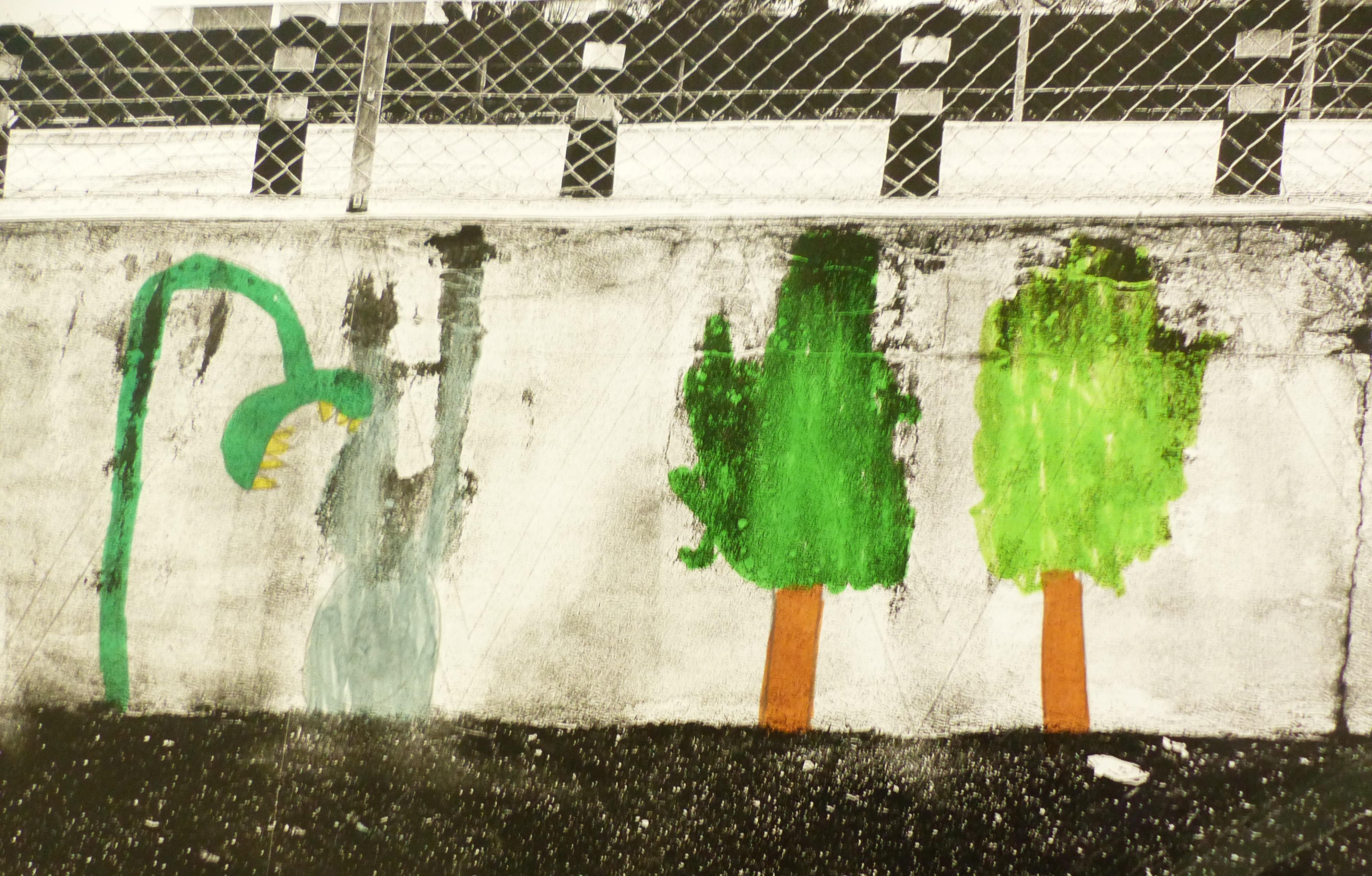 Street art à l'école