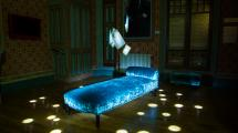 LP Chambre Mucha par Rom Light Painting /Romain Millet